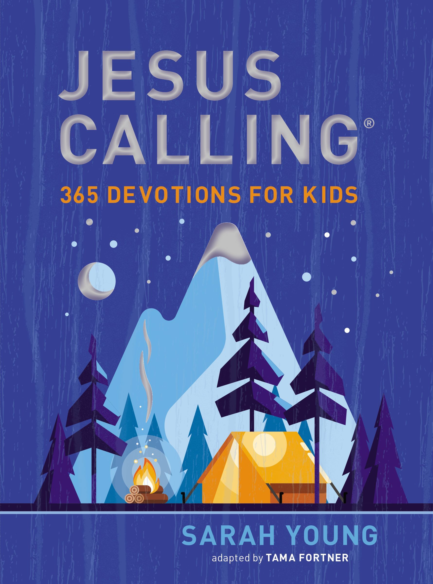 Jesus Calling : 365 Devotions for Kids (Boys Edition)
