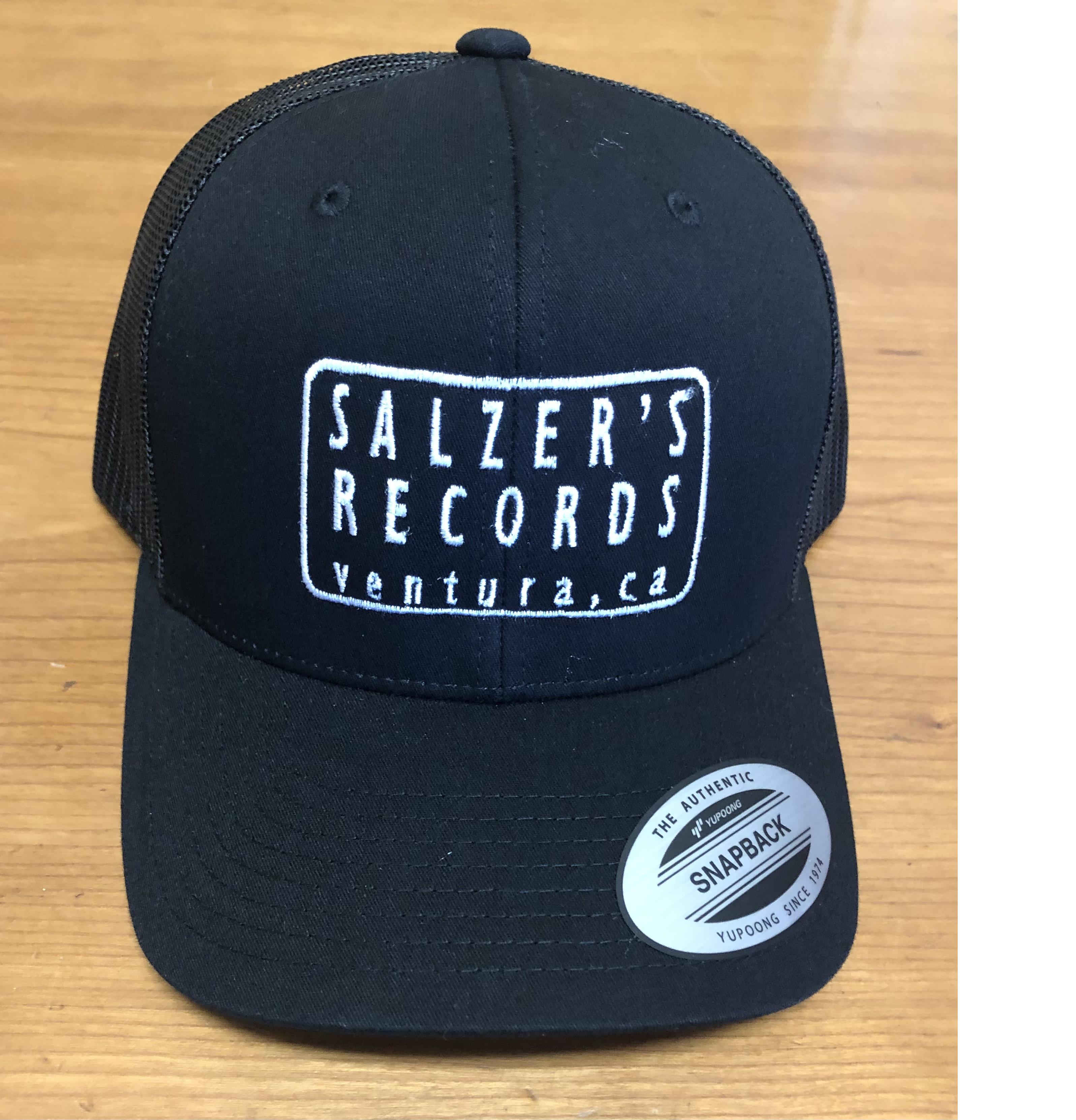 Salzer's Hat (Black)