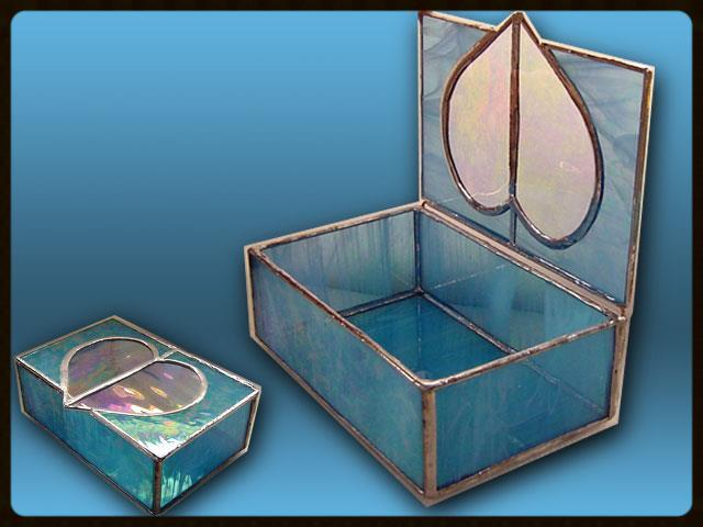 glass box building class example
