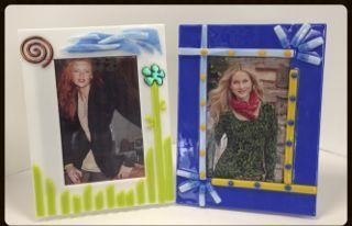 Fusing picture frame example