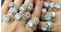 Engagement Rings, Gemstone Creations