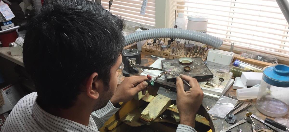 Jewelry Repairs, Gemstone Creations