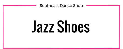Online store Jazz Shoes Southeast Dance Shop