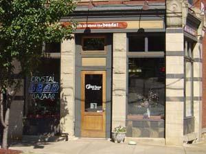 crystal bead bazaar store front