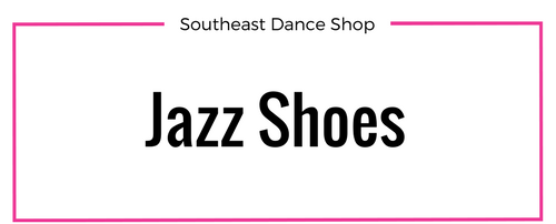 Online store Jazz Shoes Southeast Dance Shop