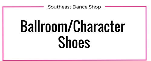 Online store Ballroom/Character Shoes Southeast Dance Shop