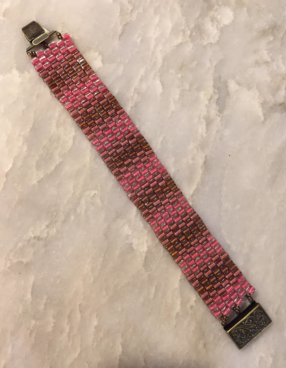 Back to Basics: Peyote Bracelet