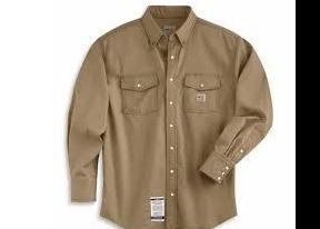 Carhartt FRS003 HRC2 Button Shirt