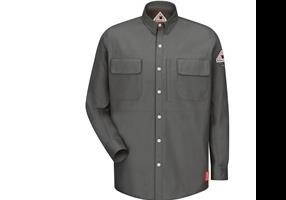 Bulwark QS30 Button FR Shirt