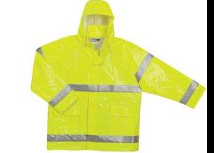 Tingley J53122 FR Hi-Viz Rain Coat