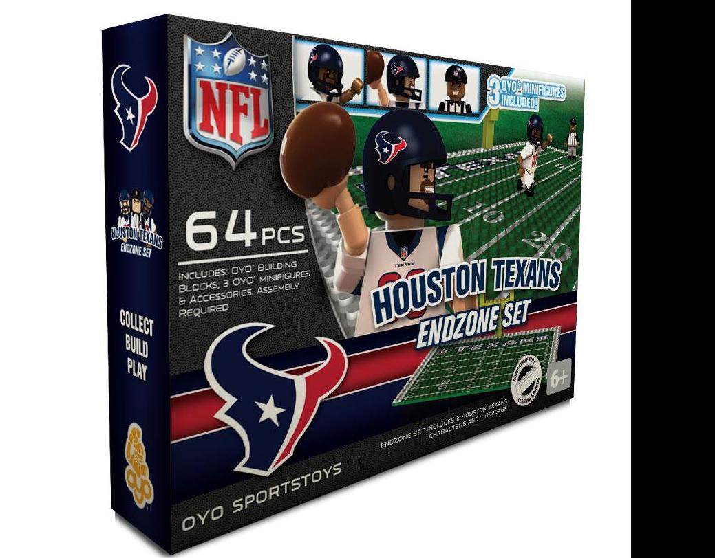Houston Texans Endzone Set