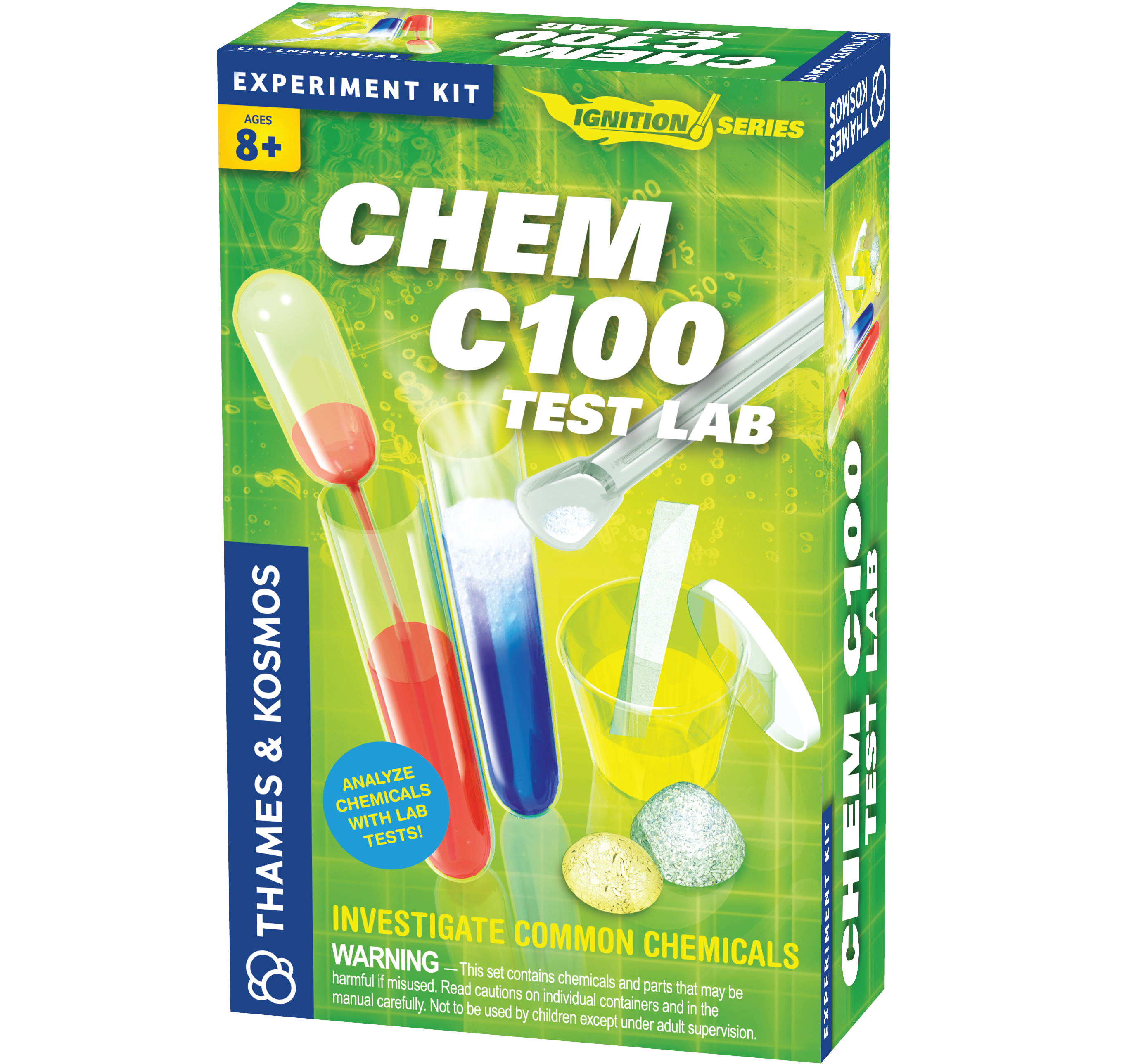 Chem C100 Test Lab