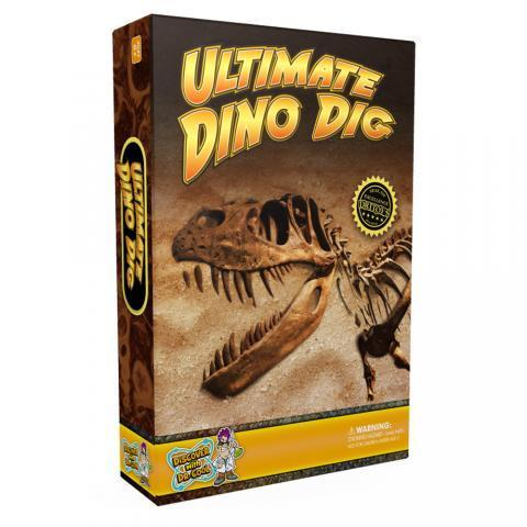 Ultimate Dino Dig