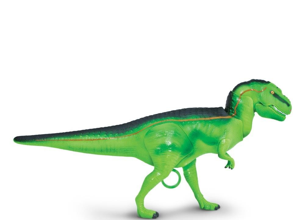 Jaw Snapping TRex