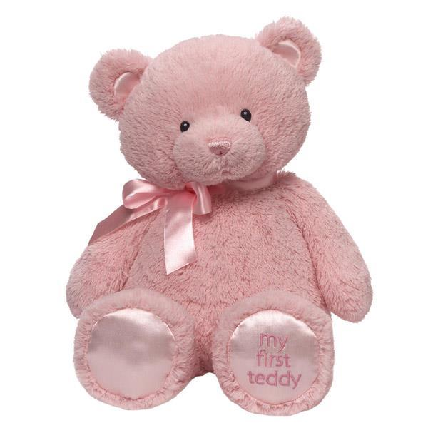 My First Teddy Pink