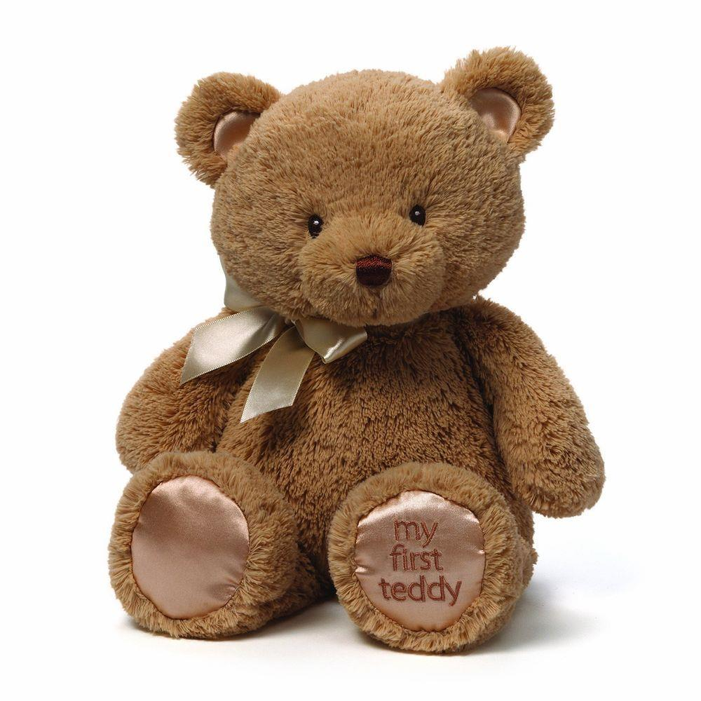 My First Teddy Brown
