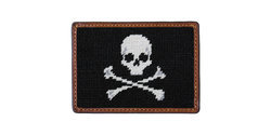 Smathers & Branson Jolly Rogers Credit Card Wallet
