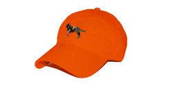 Smathers & Branson Orange Camo Dog Hat