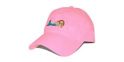 Smathers & Branson Pink Mermaid Hat