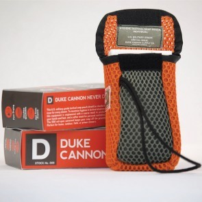 Duke Cannon Tactical Soap on a Rope Pouch