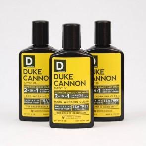 Duke Cannon 2 in 1 Shampoo & Conditioner
