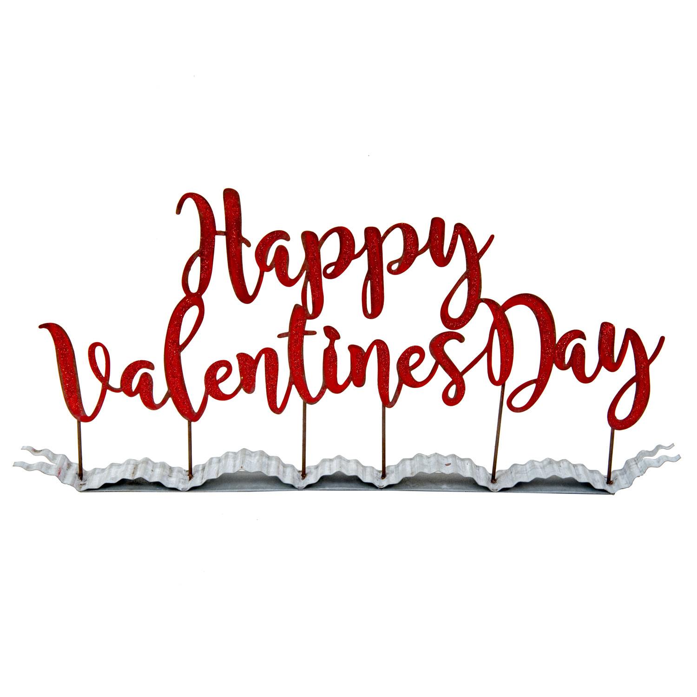 Happy Valentine's Day Ribbon