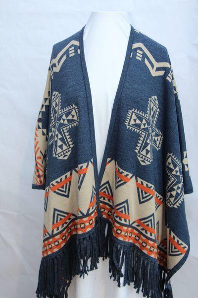 Santa Fe Blue Jean