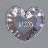 XOXO Heart Tray