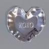 XOXO Heart Tray