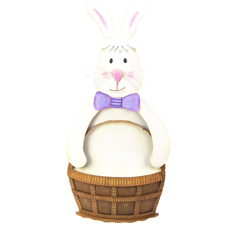 Rabbit Holding Basket