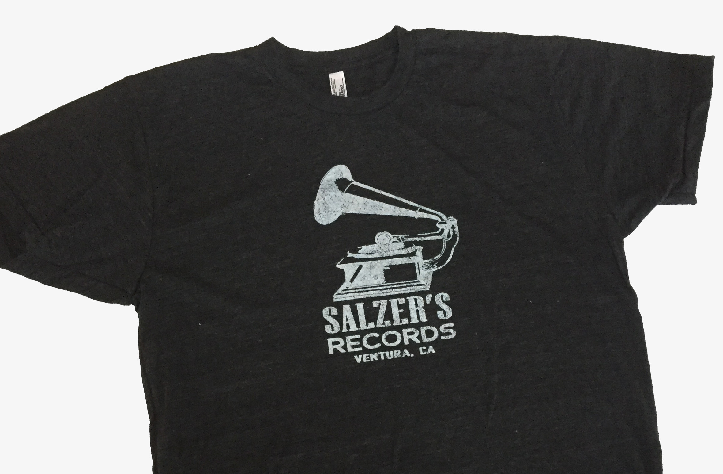 Salzer's Records Unisex T-Shirt (XS)