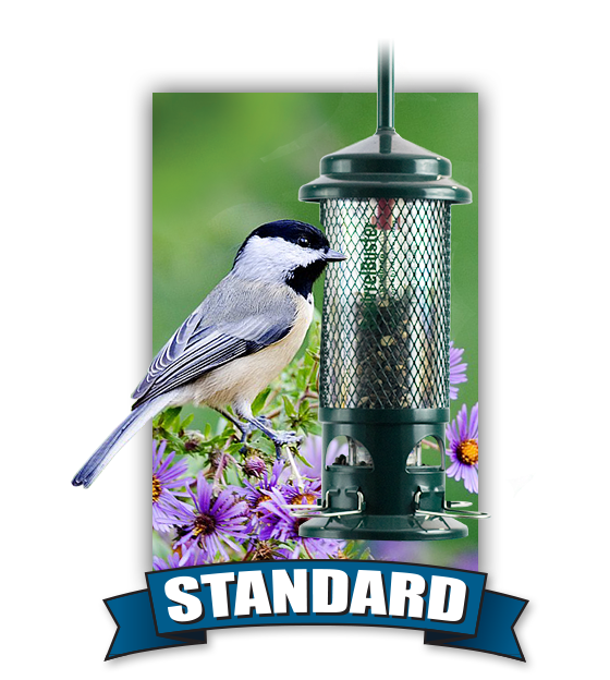 Bird seed, bird feed, and bird feeders available at Bird Watcher Supply Company