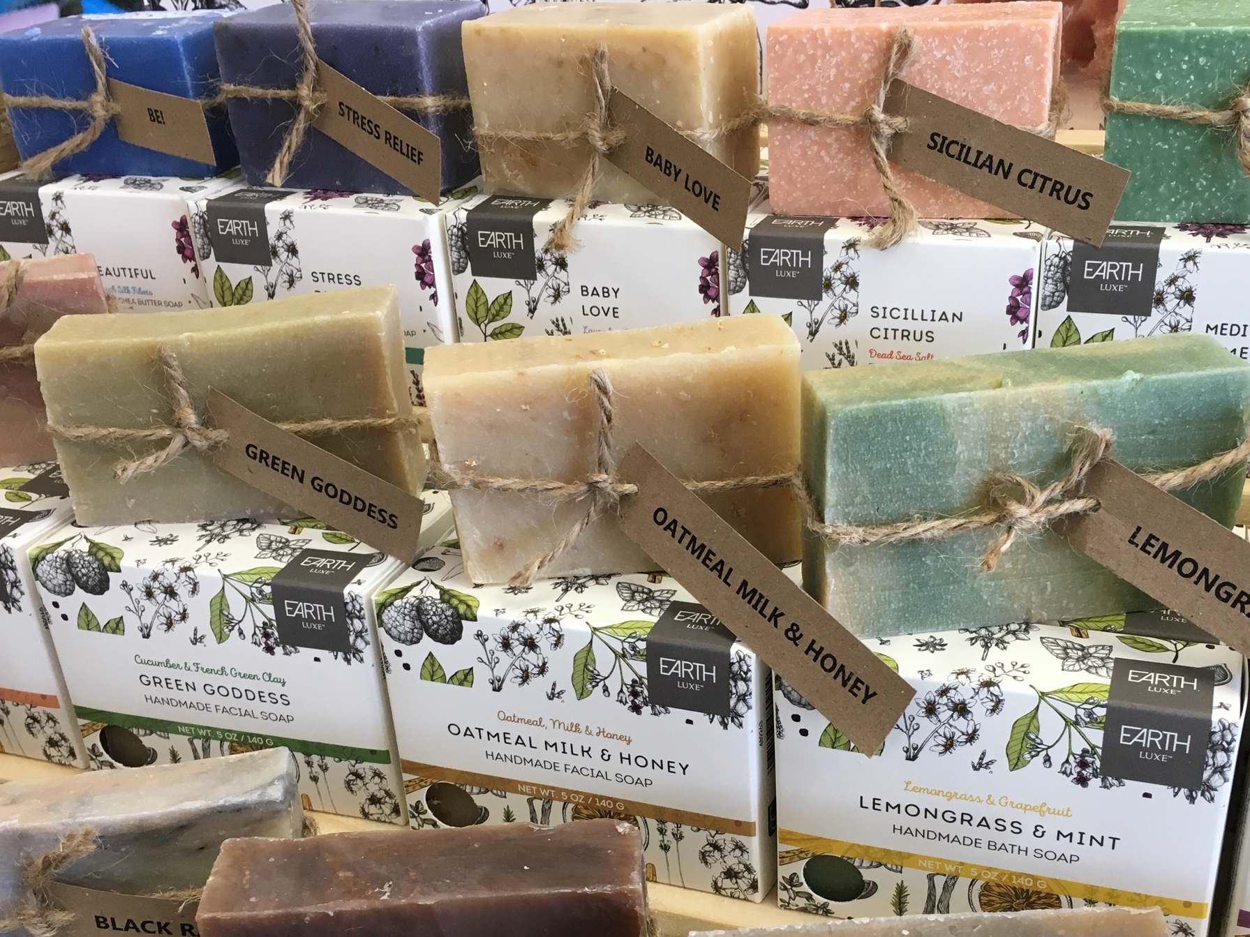 soap, gifts, handmade, locally sourced, body soap, facial soap, exfoliate