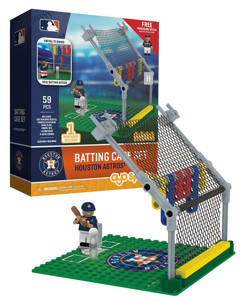 Houston Astros Batting Cage