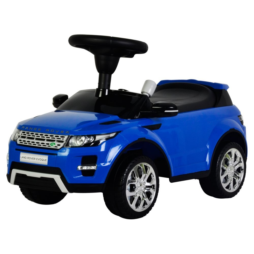 Land Rover Blue
