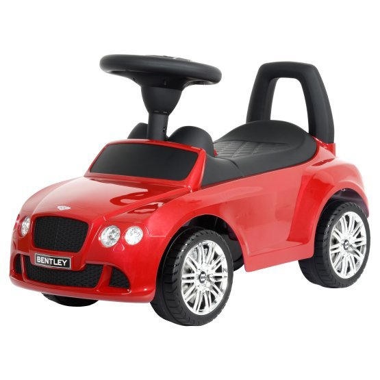 Bentley Ride-On Red