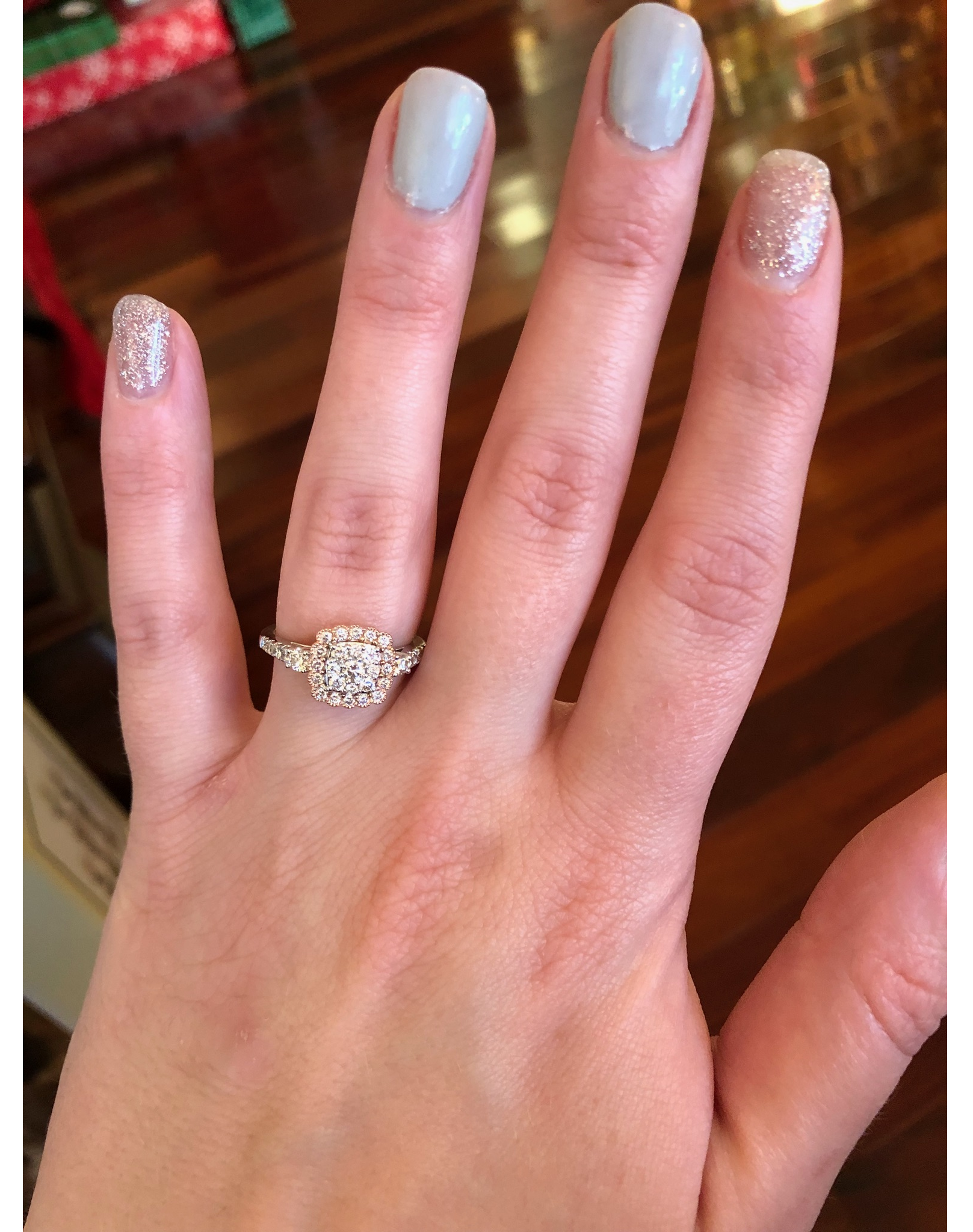 Lacey's Engagement Ring