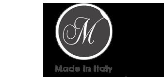 M from Italy logo