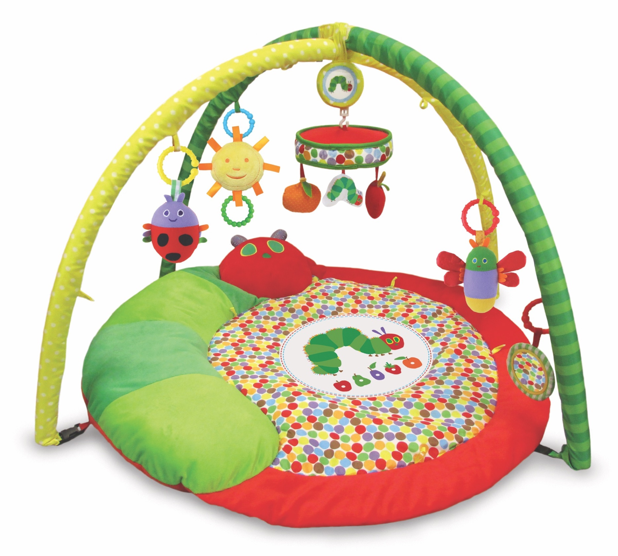 Very Hungry Caterpillar Activity Gym