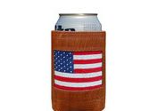 Smathers & Branson  American Flag Can Cooler