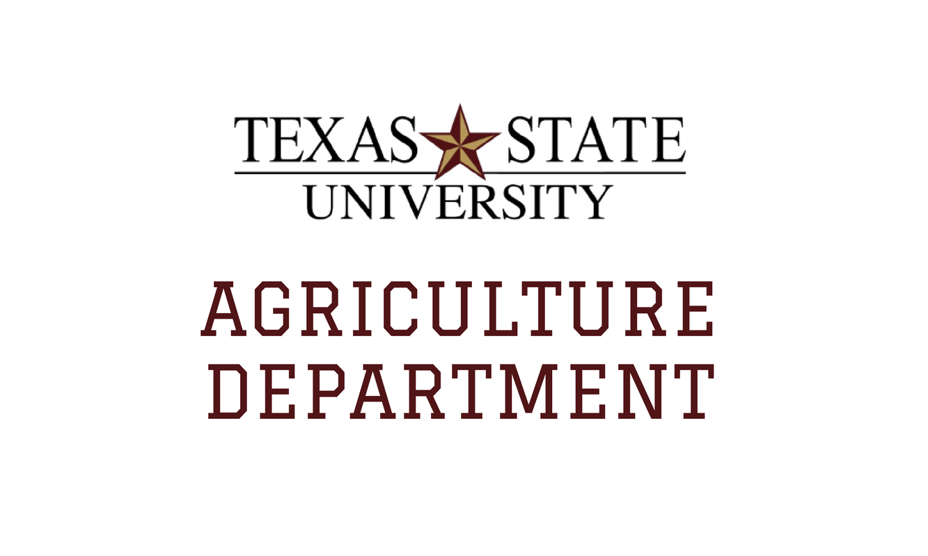Texas State University Agriculture Department ASA Ag Systems Association