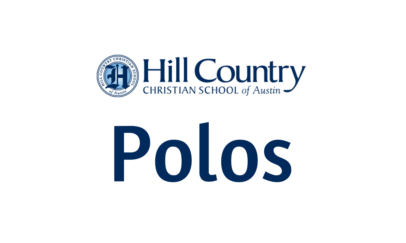 Hill Country Christian Schools of Austin Polo Order