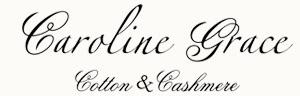 caroline grace cotton & cashmere