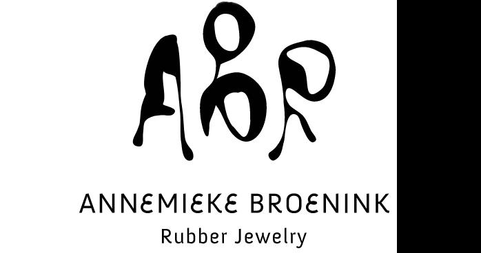 annemieke broenink rubber jewelry