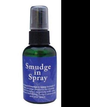 Smudge in Spray_Crystal Garden