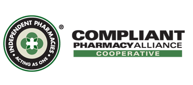 McBain Family Pharmacy is a member of the Compliant Pharmacy Alliance Cooperative