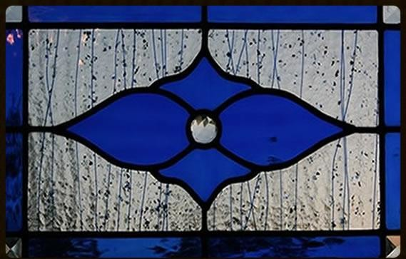 stained glass beginner example