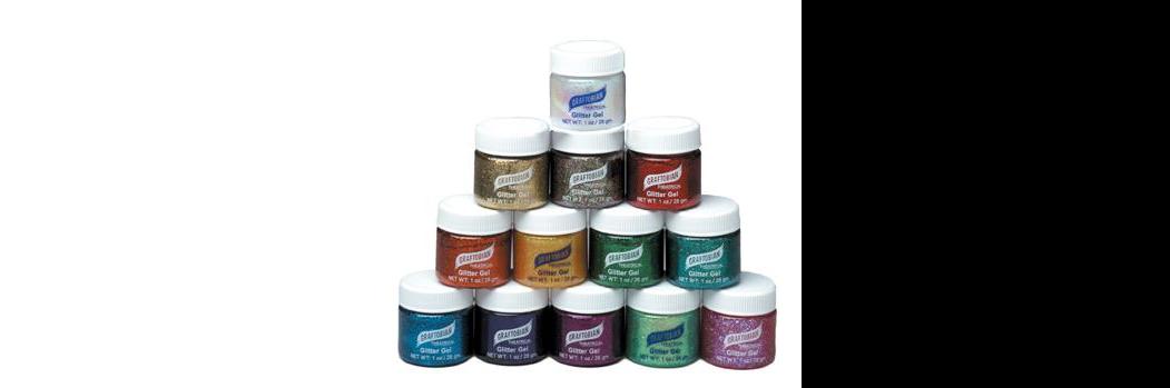 graftobian glitter gel