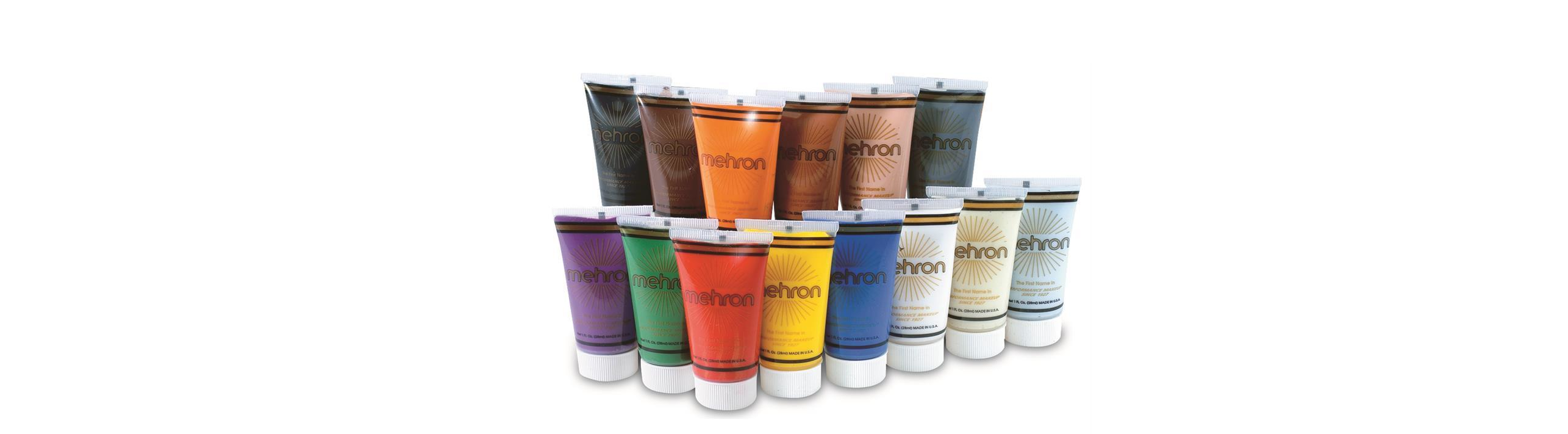 mehron fx face paint