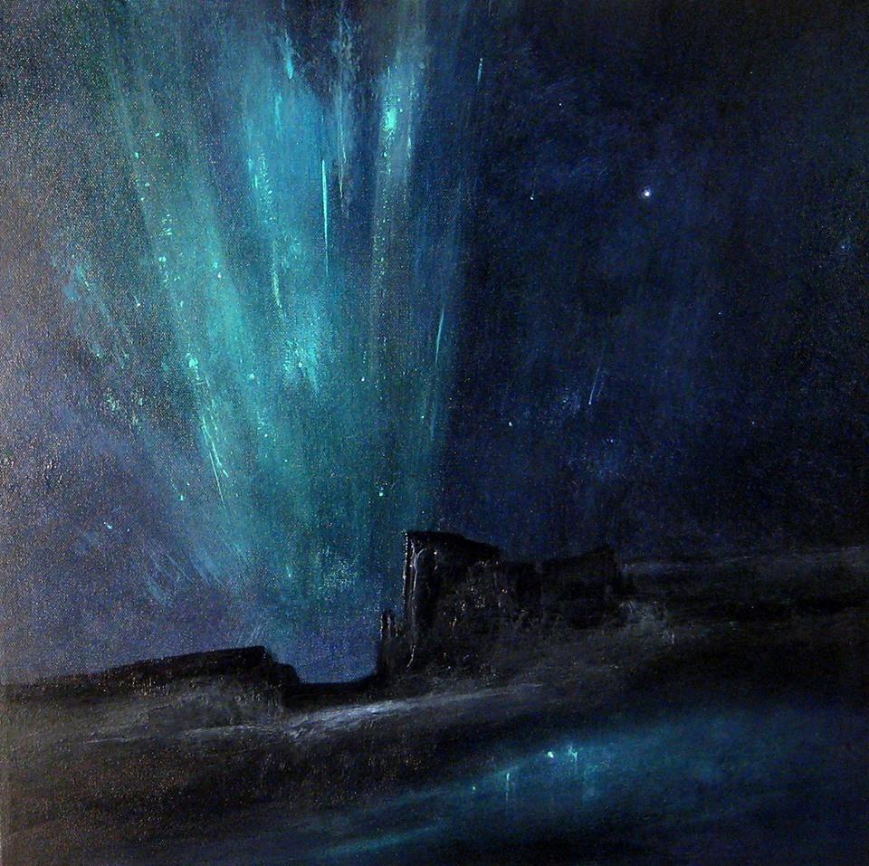 fine art painting, oil painting, artist Jos Biviano, Terra Nova Antarctica expedition, Capt Robert F. Scott